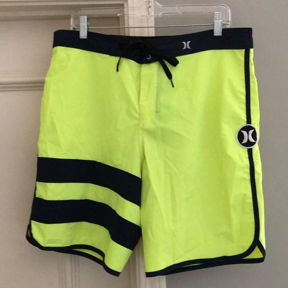 0d025b1b74 Hurley Swim | Phantom Mens Board Shorts Size 33 | Poshmark